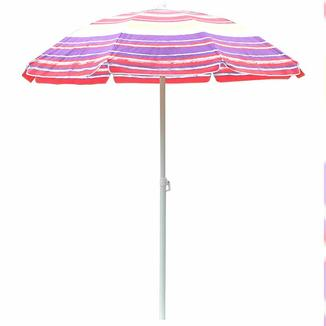 Steel Beach Umbrella with Tilt Made by No Woven  BU1912