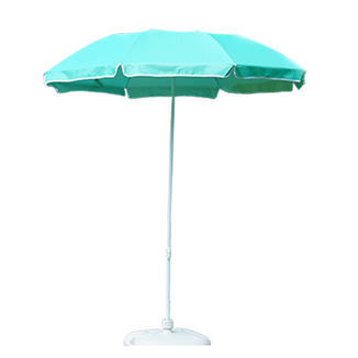 Beach umbrella with tilt in 3 sections   BU1943