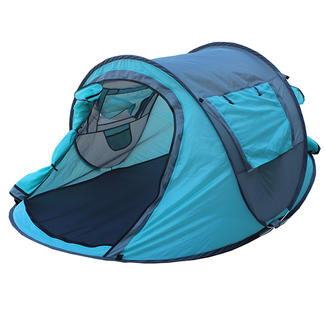 Pop up beach tent for four people  TN1914-2