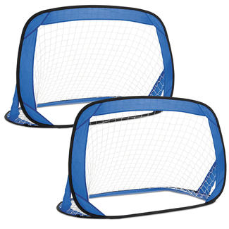 Pop up Square Soccer goal 2pcs per set   TN1925