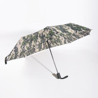 Mini 3 fold umbrella in camouflage RU1957