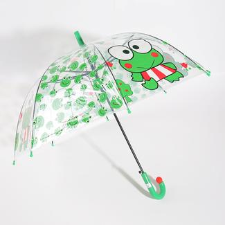 Small cute umbrella for children in PVC RU1958