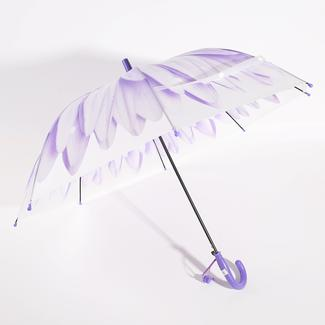 Children umbrella with flower in PVC RU1960