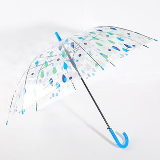 Straight PVC umbrella for child RU1963