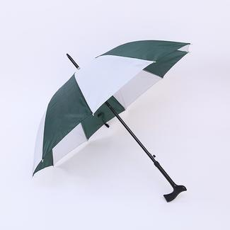 Umbrella with crutch RU1966