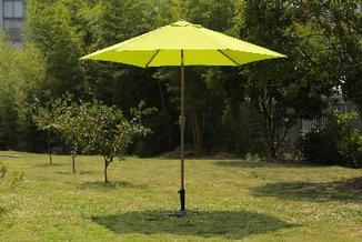 Crank open garden umbrella with tilt GP1913-3