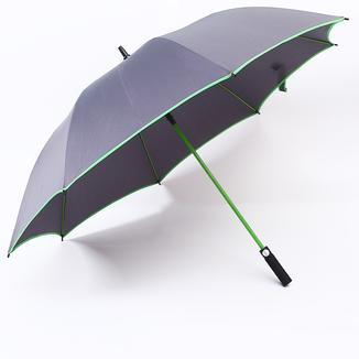 Golf straight umbrella with color frame RU1985