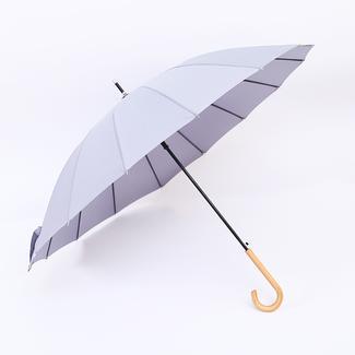 Paraguas grande recto de elegante diseño RU19107